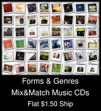 Forms & Genres(1) - Mix&Match Music CDs U Pick *NO CASE DISC ONLY*