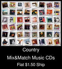 Country(4) - Mix&Match Music CDs U Pick *NO CASE DISC ONLY*