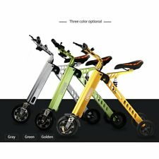 iFreego ES-18 Aluminum Alloy Electric Scooter Foldable 30KM E-bike Scooter S4
