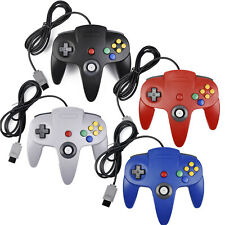Classic Wired N64 64-bit Controller Gamepad Joystick for Ultra Nintendo 64 Games