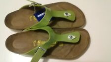 REDUCED - BIRKENSTOCK - GIZEH - APPLE VARNISH RRP $127