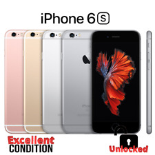 Unlocked Apple iPhone 6S 64GB Gold Silver Space Grey AT&T T-mobile Smartphone