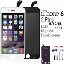 Assembly LCD Digitizer Screen Replacement +Tools for iPhone 4S 5 5S 6 6s Plus AG