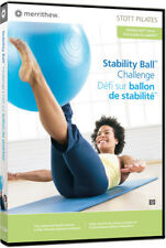 Stott Pilates: Stability Ball Challenge (DVD Used Like New) Mer400