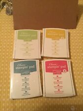 Stampin' Up! Stamp Pads BRAND NEW & SEALED!