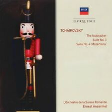 Ernest Ansermet - Tchaikovsky: The Nutcracker Suite No.3 Suit (CD Used Like New)