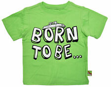 Toddler Boys Sesame Street Oscar The Grouch T-Shirt Green