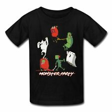 Monster Party Halloween Werewolf Zombie Ghost Kids' T-Shirt by Spreadshirt™