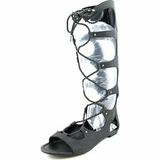 Bar III Womens Rayanne Open Toe Casual Gladiator Sandals