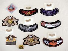 Harley Davidson Owners Group HOG Patches & Pins 02, 03, 04, 05, 06 + Owners