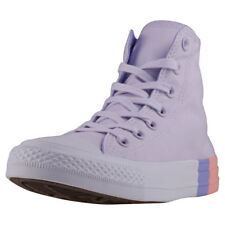 Converse Chuck Taylor All Star Hi Womens Trainers Light Purple New Shoes