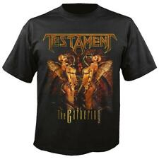 OFFICIAL LICENSED - TESTAMENT - THE GATHERING 2017 T SHIRT THRASH METAL