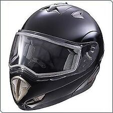 NEW Polaris® MODULAR SNOWMOBILE HELMET W/ ELECTRIC SHIELD - BLACK - 2863148