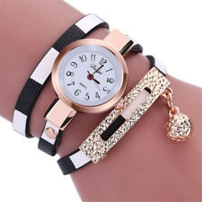 DUOYA 2018 Fashion Style Leather Casual Bracelet Watch Wristwatch Women Dress...