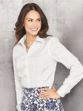Van Heusen - Women's Non-Iron Pinpoint Oxford Shirt - 13V0144