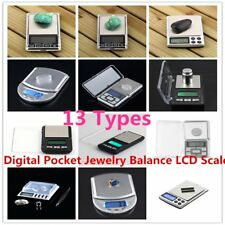 500g x 0.01g Home Digital Pocket Balance LCD Scale / Calibration Weight UC