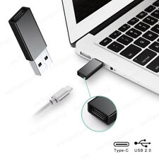 USB 3.1/USB-C Female to USB 2.0 A Male Adapter Converter USB Type C for Phones