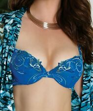 LISE CHARMEL Gardens of Turquoise bra push-up color Garden Blue