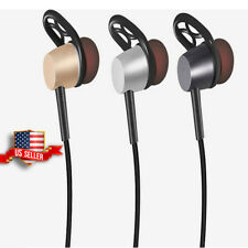 Bluetooth V4.1 Headset Noise Cancelling Wireless Headphones Workout Stereo Mic