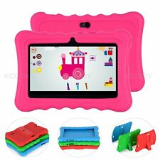 XGODY 7'' inch Kids Children Tablet PC Android 4.4 Quad Core 8GB HD Wi-Fi Webcam