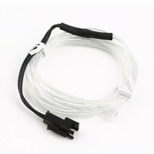 1M Colorful Flexible EL Wire Tube Rope Neon Light Glow Car Party Decor