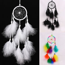 Indian Handmade Dream Catcher with Feathers Wall Hanging Ornament Craft Splendid