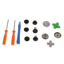 MagiDeal Full Buttons Mod Kit Set Replacement for Xbox One Elite Controller