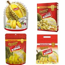 Monthong Durian Fruit King Thai Premium Quality Freeze-Dried Fruit Gold Package