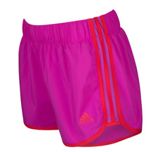 NEW Adidas M10 Womens Shorts Climalite Running Gym Sports Bottoms Athletic Pants