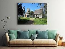 Poster Print Wall Art Decor Church Norfolk England Architecture