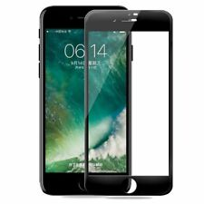 Full Coverage Clear Soft Edge Tempered Glass Screen Protector For iPhone 8