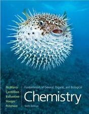 Fundamentals of General, Organic, and Biological Chemistry by Carl A. Hoeger, Da