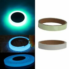 1M Luminous Tape Self-adhesive Glow In The Dark Safety Stage Sticker Home Decor