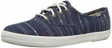 Keds Womens Champion Celestial Canvas Low Top Lace Up Fashion Sneakers