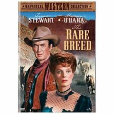 The Rare Breed (DVD, 2003) w/Jimmy Stewart Sealed Free Mailing