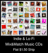 Indie & Lo-Fi(1) - Mix&Match Music CDs U Pick *NO CASE DISC ONLY*