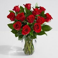 """Gift For Your Lady - """"Romantic Fresh Red Roses"""""""