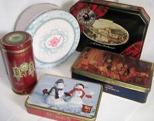 COLLECT UK TINS - SHORTBREAD & BISCUIT   click - SELECT - to browse or order