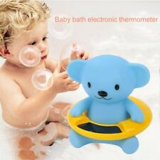 Baby Infant Bath Tub Water Temperature Tester Toy Animal Shape Thermometer JY
