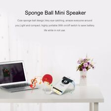 3.5mm Portable Stereo Mini Speaker Music MP3 MP4 Player Amplifier Phone/Tab KU