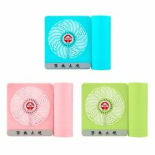 Multifunction USB Cooling Fan with Pen Container Portable Air Cooler Desk Fan MS