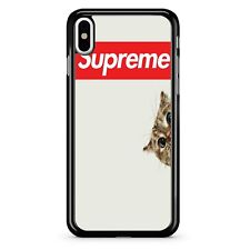 cat supreme iPhone 8 Case For Samsung Google iPod LG Phone Cover