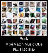 Rock(5) - Mix&Match Music CDs U Pick *NO CASE DISC ONLY*