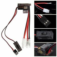 ESC Electronic Speed Controller 320A Waterproof Brushed for RC Car Truck Boat LU