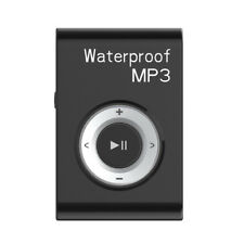 MagiDeal Mp3 Music Player FM Radio Clip IPX8 Waterproof Level Home Car 4GB
