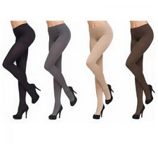 1PC New Women Pantyhose Tights Winter Stockings Opaque Socks Thick Solid Color