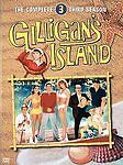 Gilligans Island - The Complete Third Season (DVD, 2005, 3-Disc Set) NEW Sealed