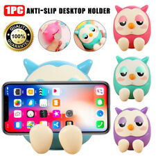 2018 Owl Multi-function Piggy Bank Saving Coin Box Phone Stand Holder for Phones