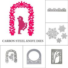 Carbon Steel Cutting Dies Embossing Stencil for DIY Scrapbook Diary Album Paper
