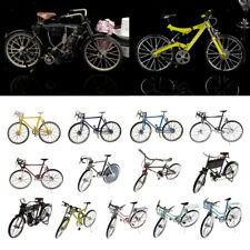 Creative Zinc Alloy Exquisite Bike Toy Racing/ Mountain Bicycle Model 1:10 Scale